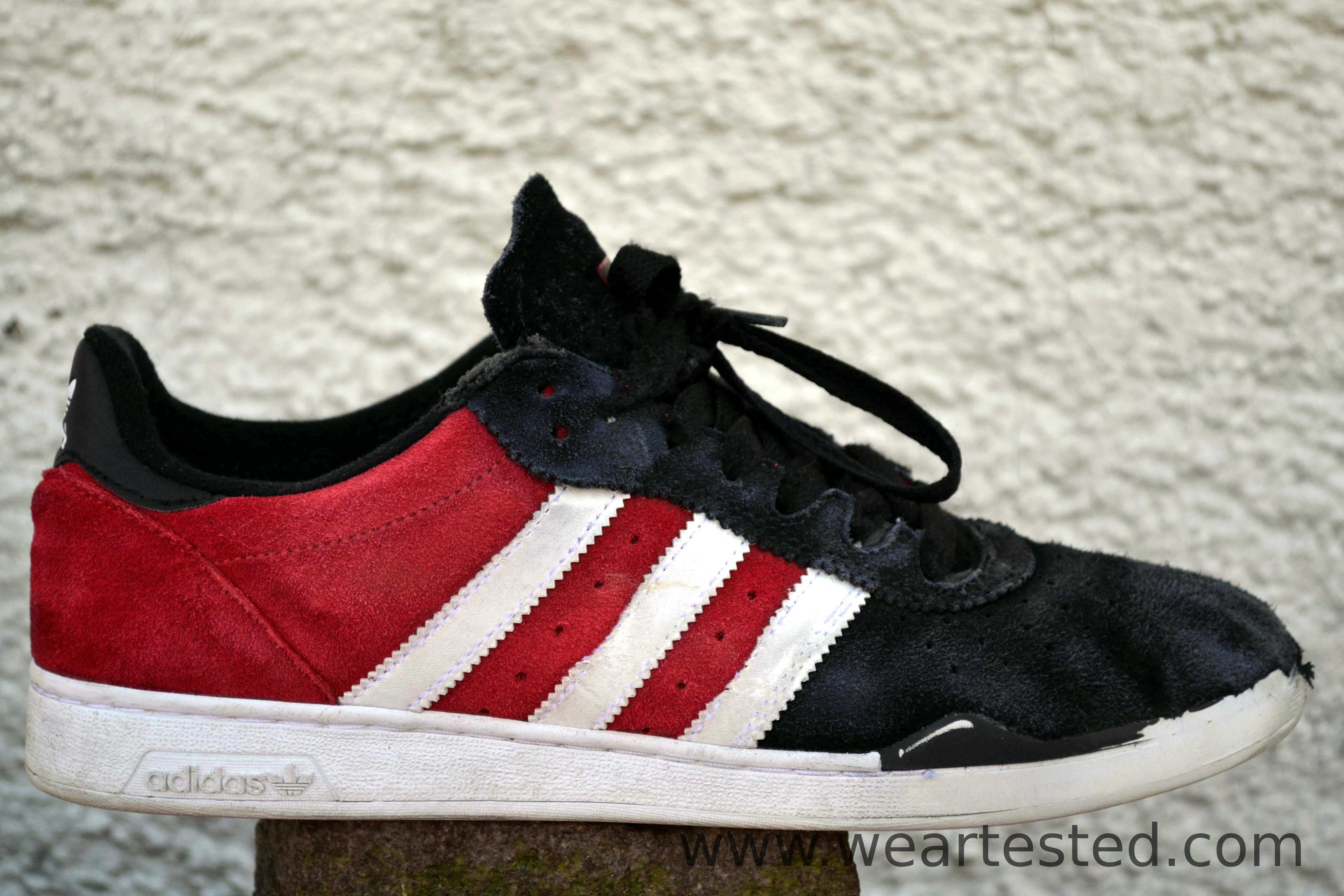 Update  Adidas Ronan - Weartested - detailed skate shoe reviews b7c116b79