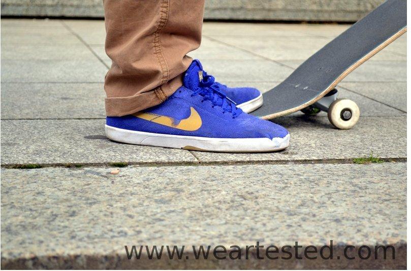 Nike SB Koston 1 teaser - Weartested - detailed skate shoe reviews