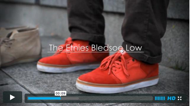 Etnies Bledsoe Low teaser