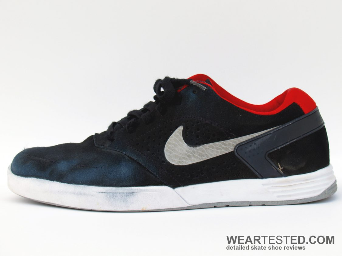 8bacaeee644c7 Nike Paul Rodriguez 6 review - Weartested - detailed skate shoe reviews