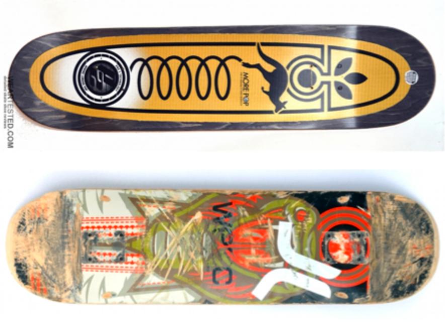 Habitat Skateboards P2 deck review