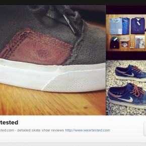 Weartested Instagram web profile