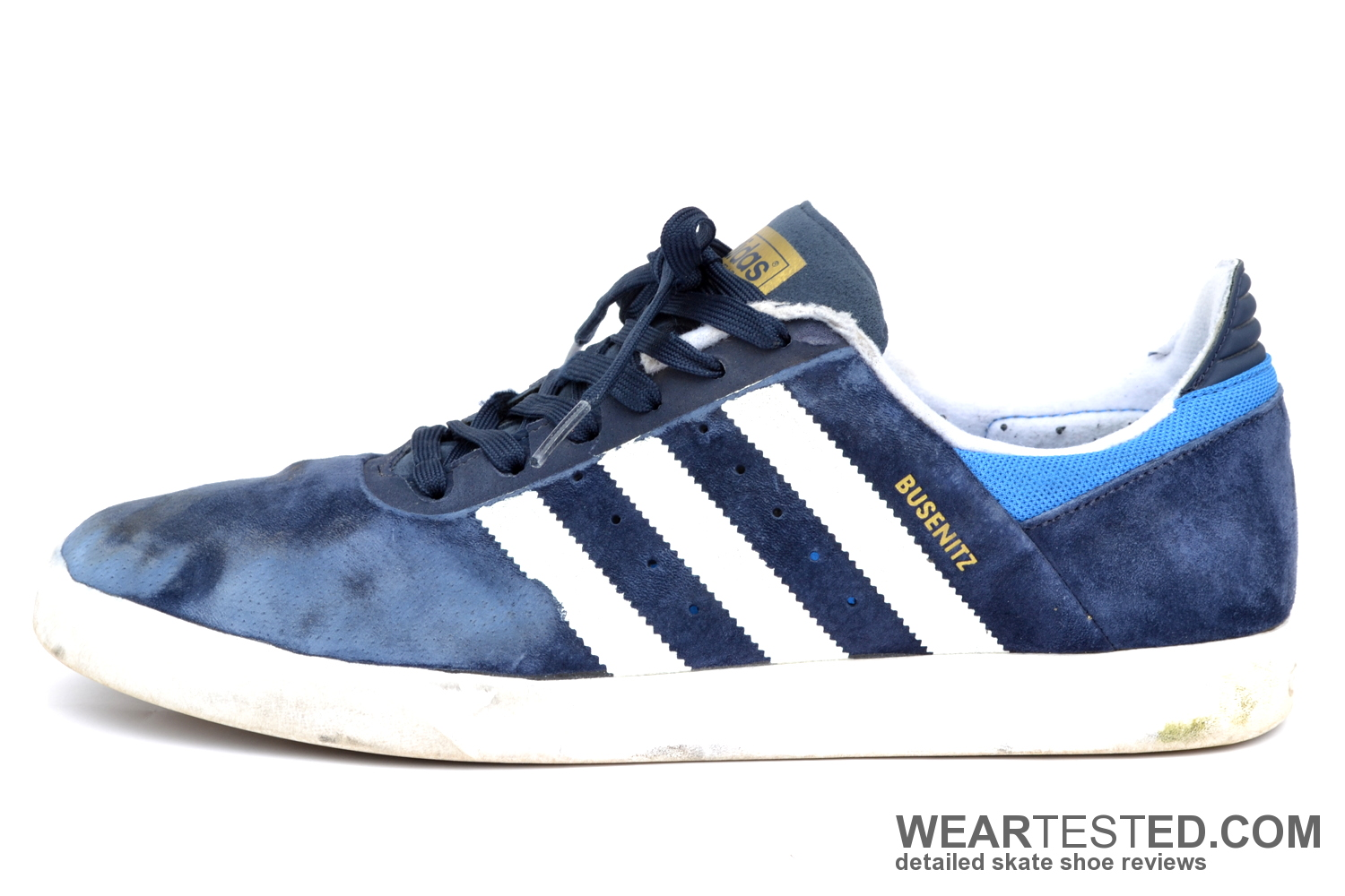 adidas Busenitz ADV Weartested detailed skate shoe reviews