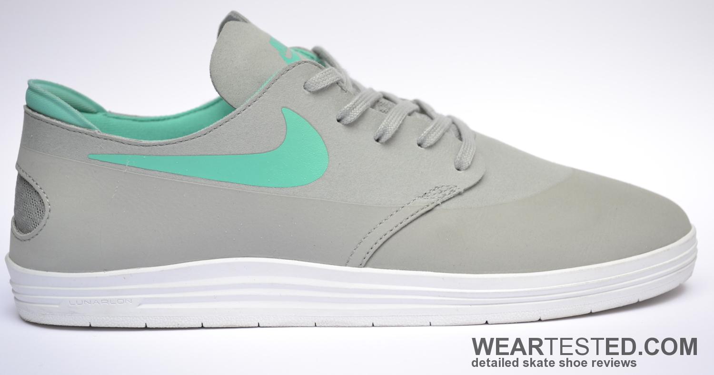 965b0dd20cd7 Nike SB Lunar Oneshot - Weartested - detailed skate shoe reviews