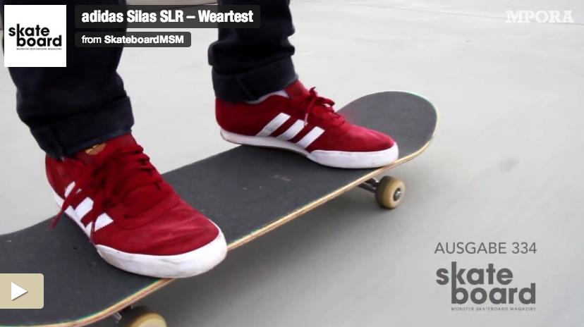 75d54e271320 adidas skateboarding Silas SLR review teaser - Weartested - detailed ...