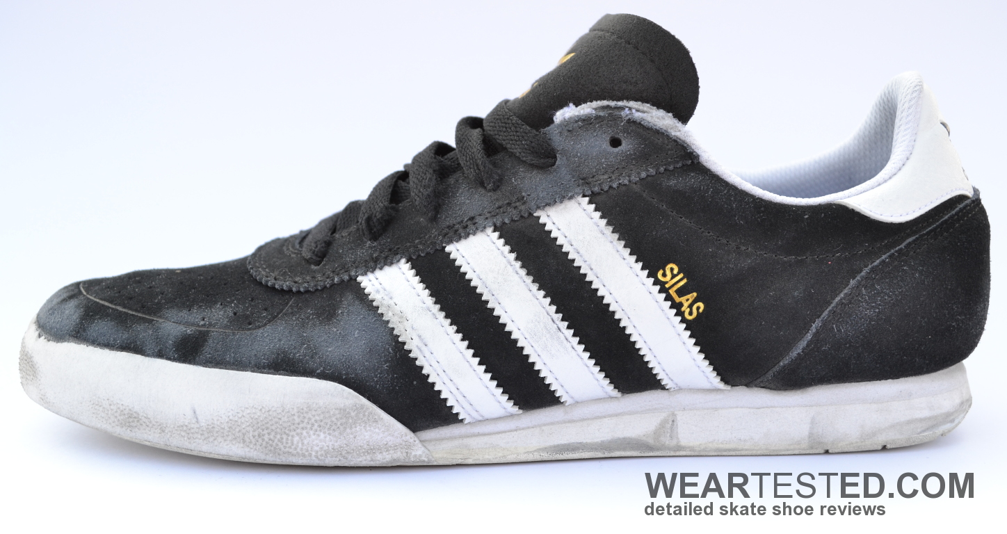 02daff52fd7 adidas Silas SLR - Weartested - detailed skate shoe reviews