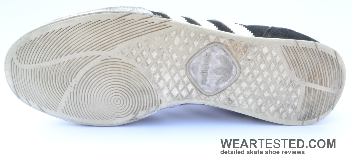 6b164a74f8 adidas Silas SLR - Weartested - detailed skate shoe reviews