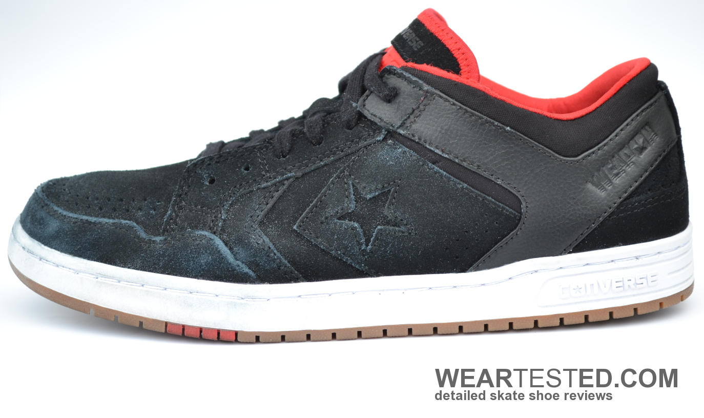 07803cf9ae Cons Weapon - Weartested - detailed skate shoe reviews