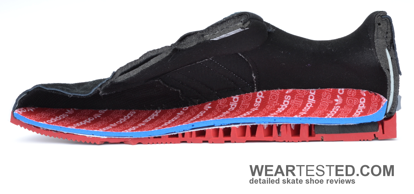 adidas ZX vulc Weartested detailed skate shoe reviews