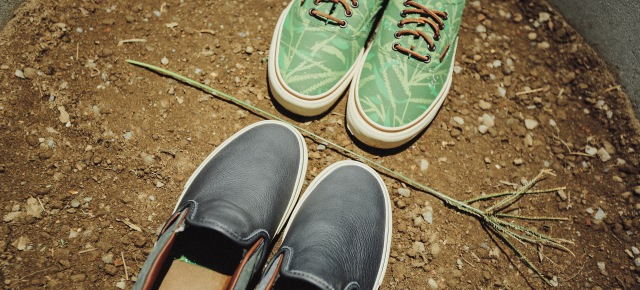 FLY streetwear x Vans Syndicate Cricket Shoe Pack: Part2