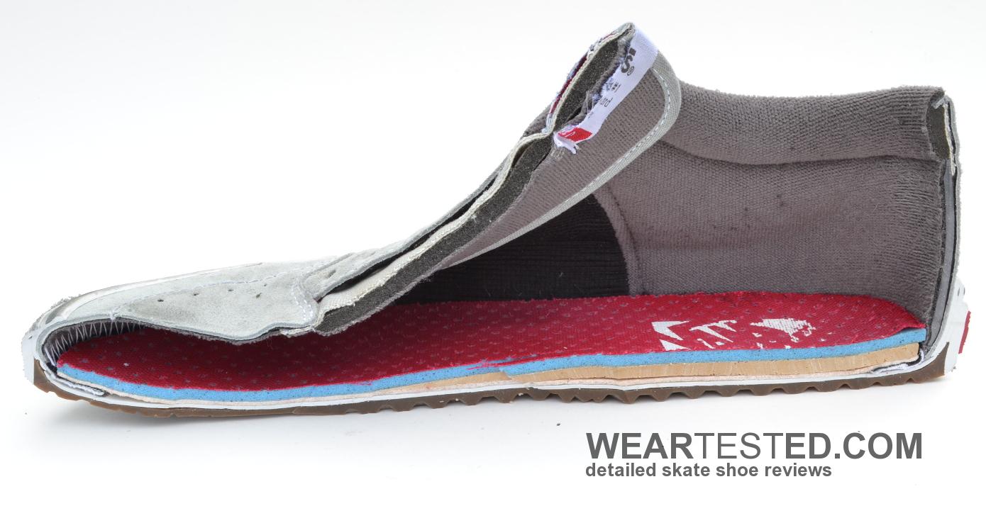 58bc1b967138f5 Vans TNT SG - Weartested - detailed skate shoe reviews