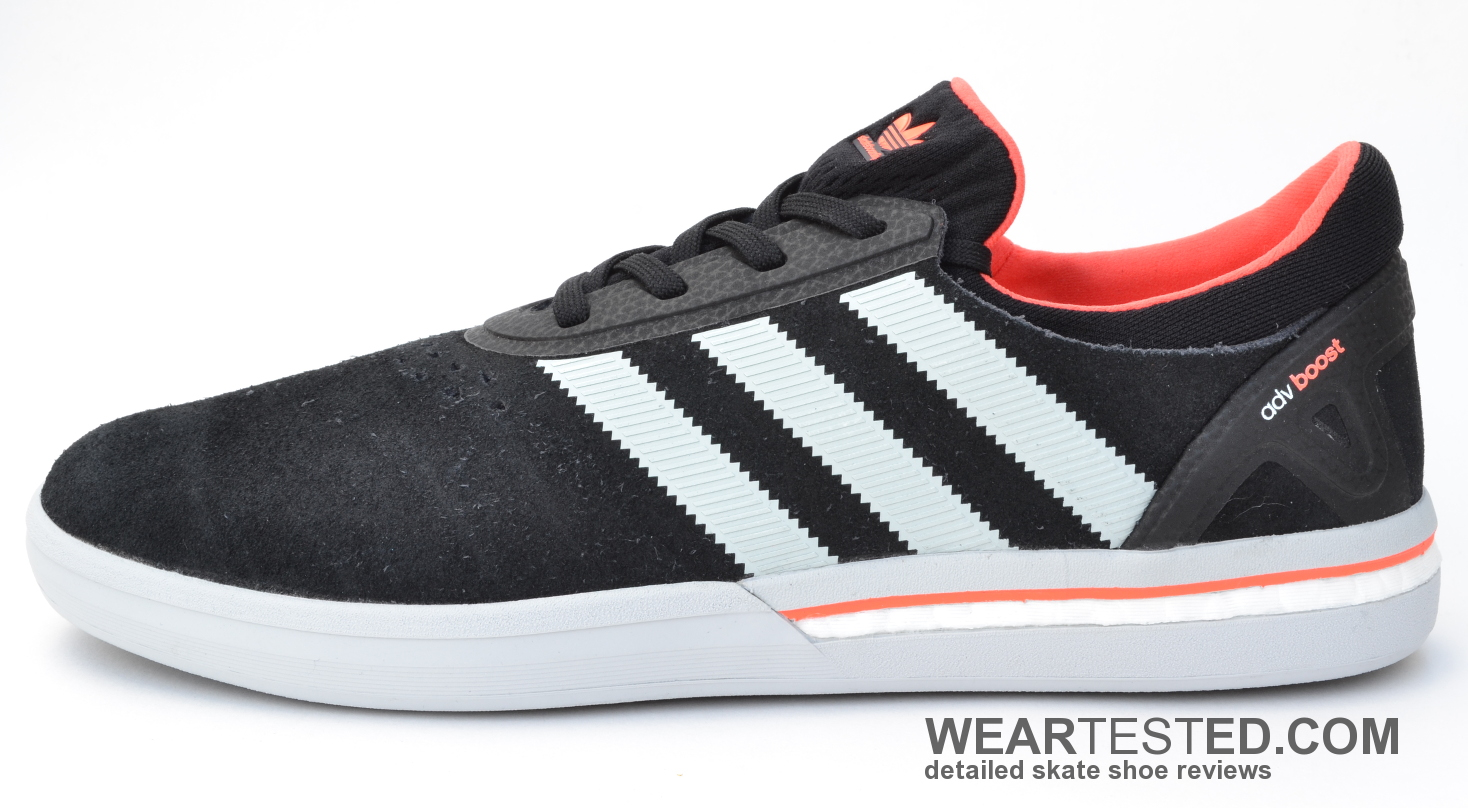 tout neuf a06bf 794f6 Adidas Boost ADV - Weartested - detailed skate shoe reviews