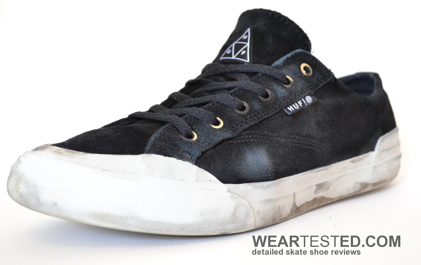 HUF Classic lo - Weartested - detailed