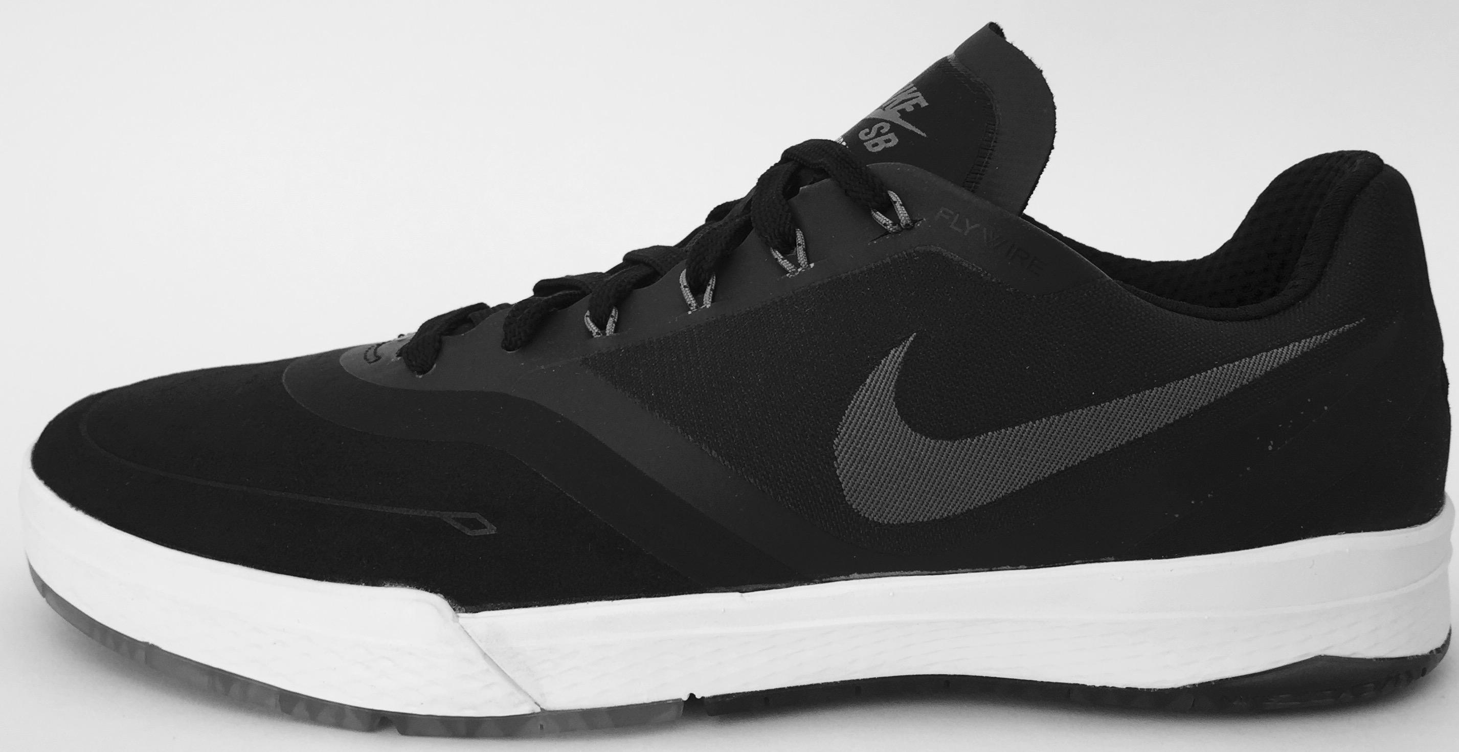 ff404b2fe7973c Nike SB Paul Rodriguez P-Rod 9 - Weartested - detailed skate shoe ...
