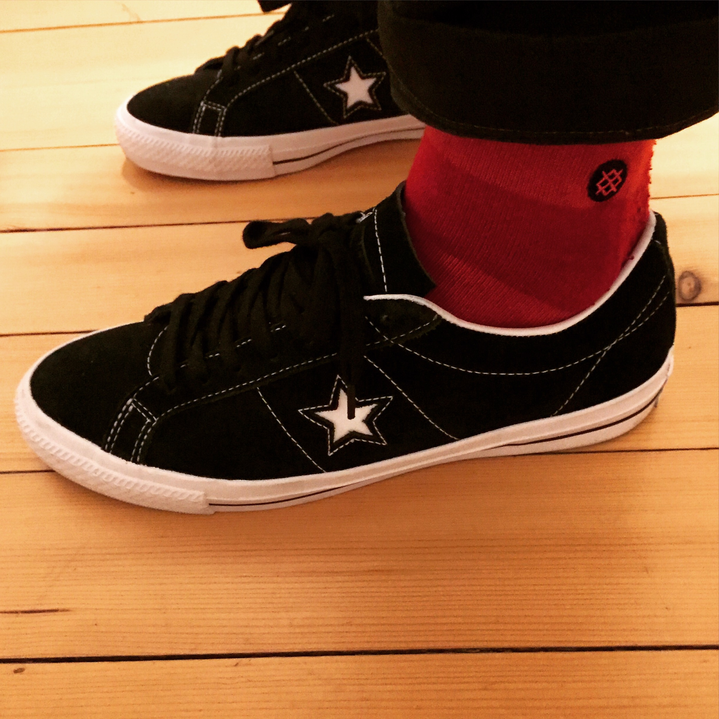 converse one star size 4