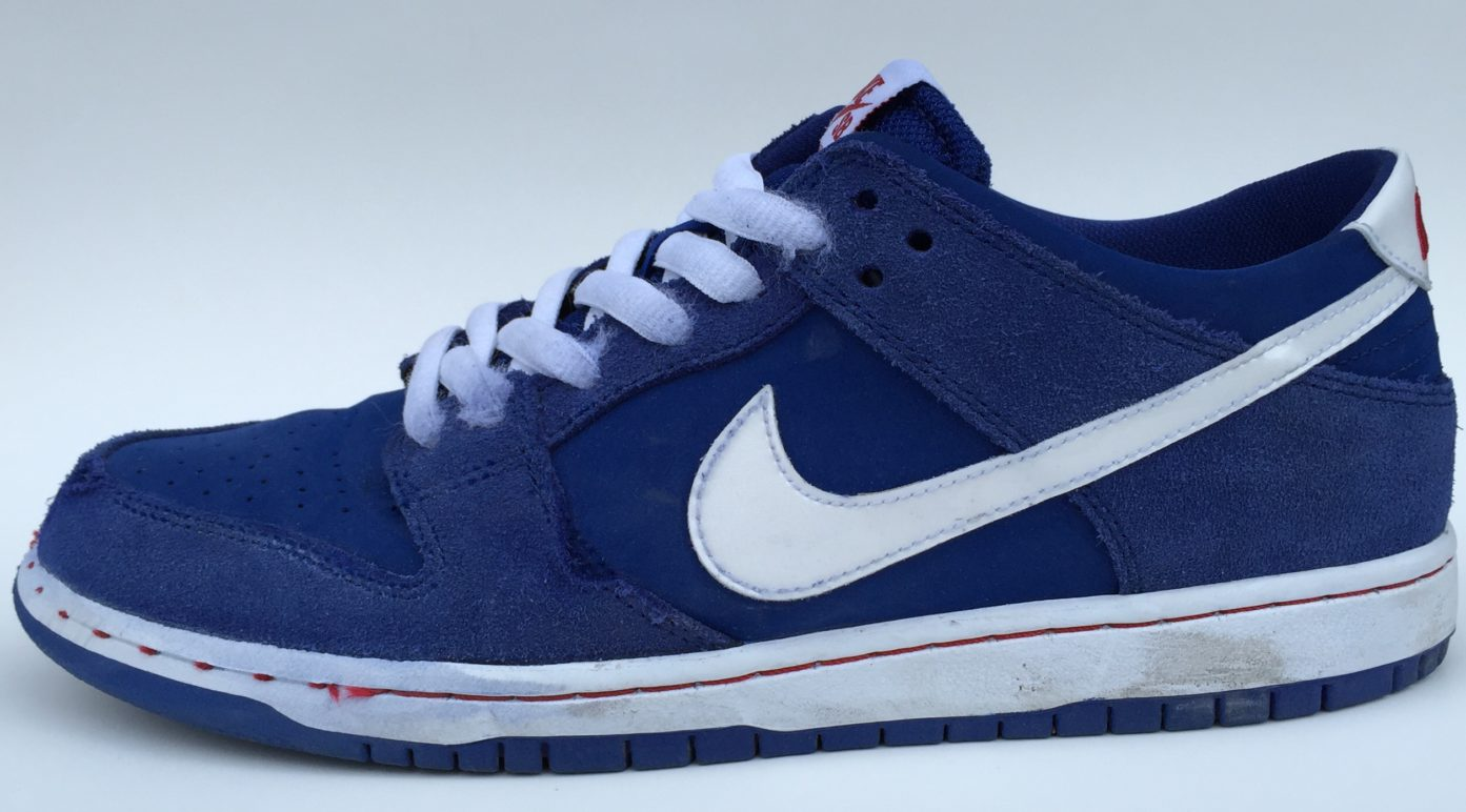mordedura Socialista tal vez  Nike SB Dunk Low Pro IW - Weartested - detailed skate shoe reviews
