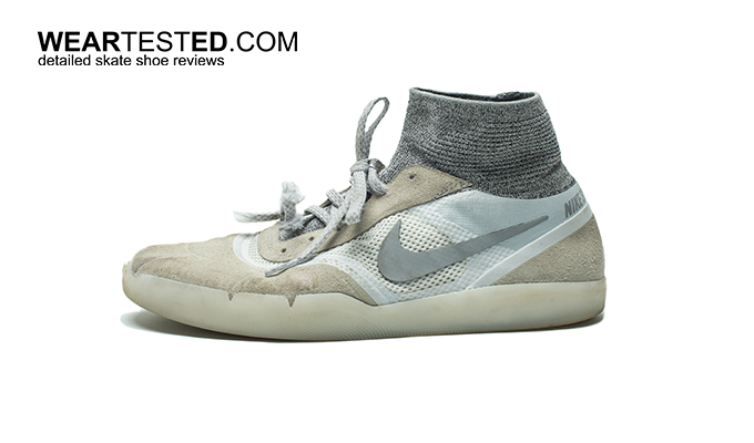 trabajador rock Enjuiciar  Nike SB Koston 3 - Weartested - detailed skate shoe reviews