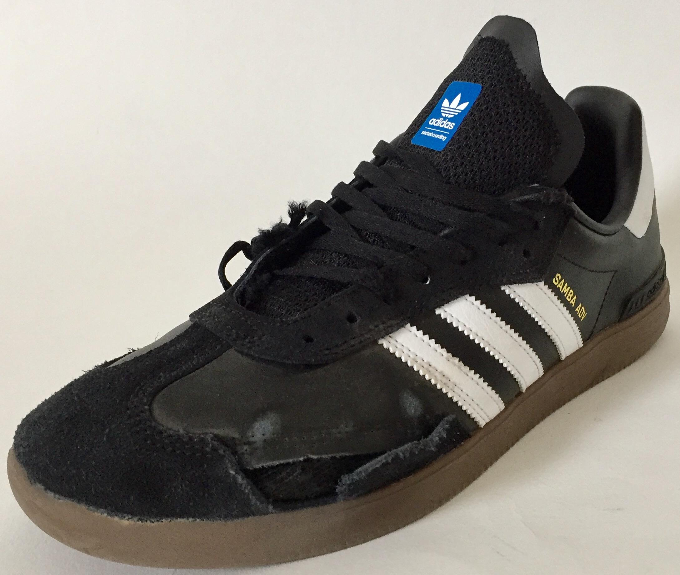 5e902c409d3 adidas Samba ADV - Weartested - detailed skate shoe reviews