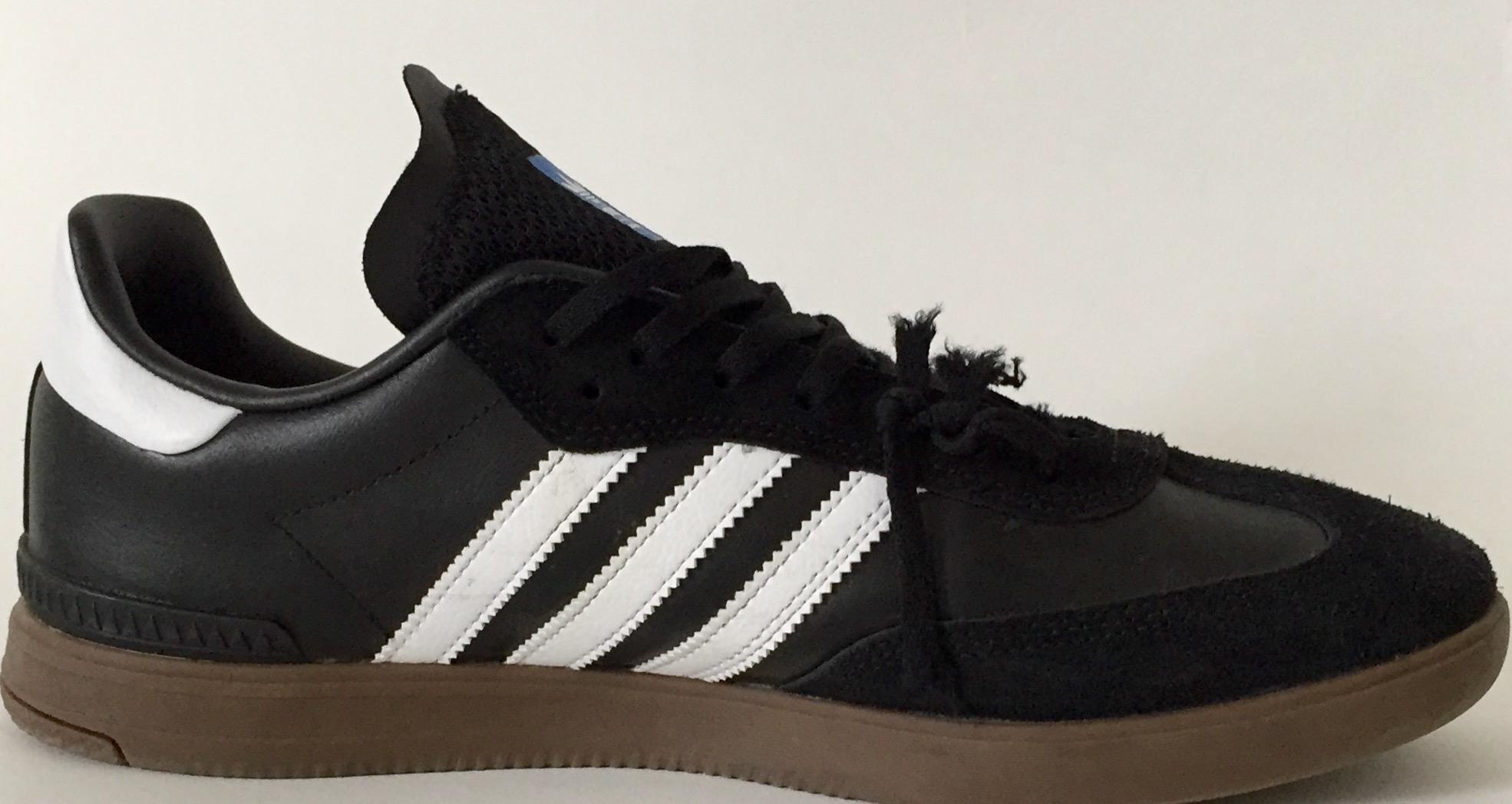 adidas Samba ADV - Weartested - detailed skate shoe reviews 522d00961
