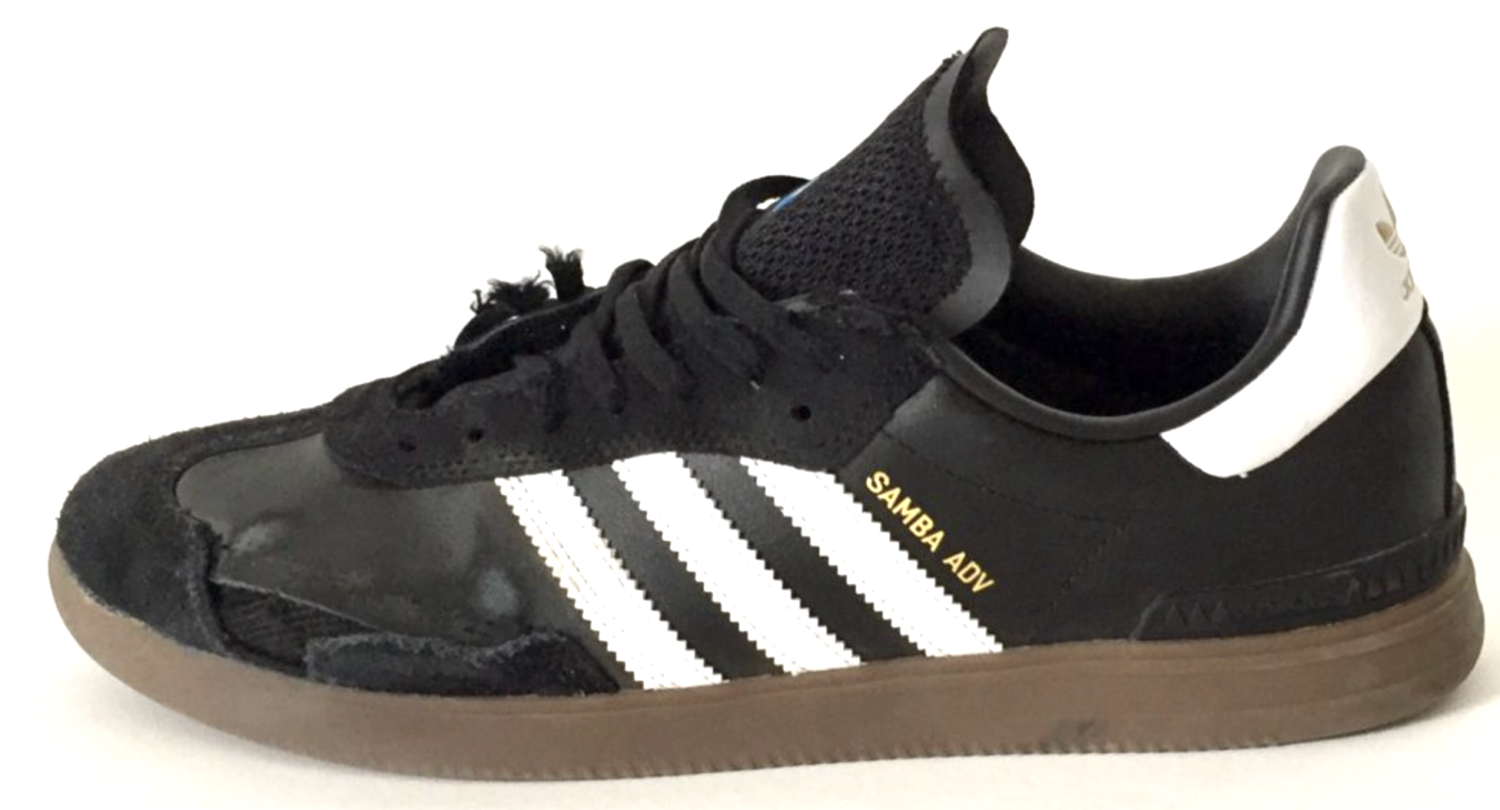 adidas Samba ADV - Weartested - detailed skate shoe reviews 2877fe0eb
