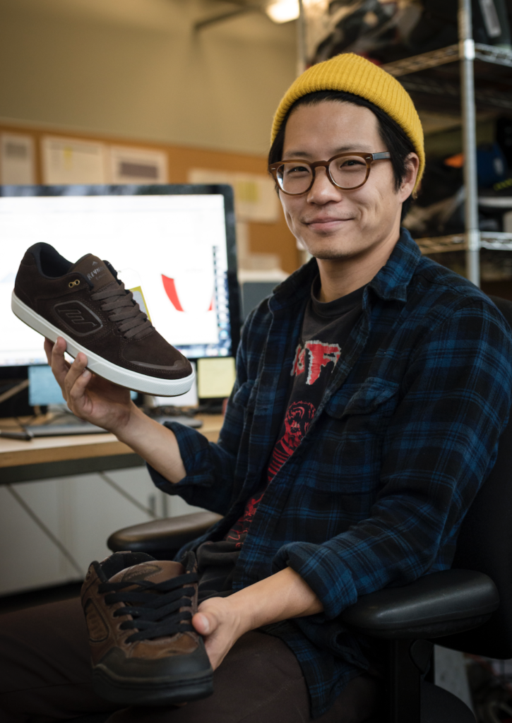 Paul Kwon Interview: Emerica Lead Designer