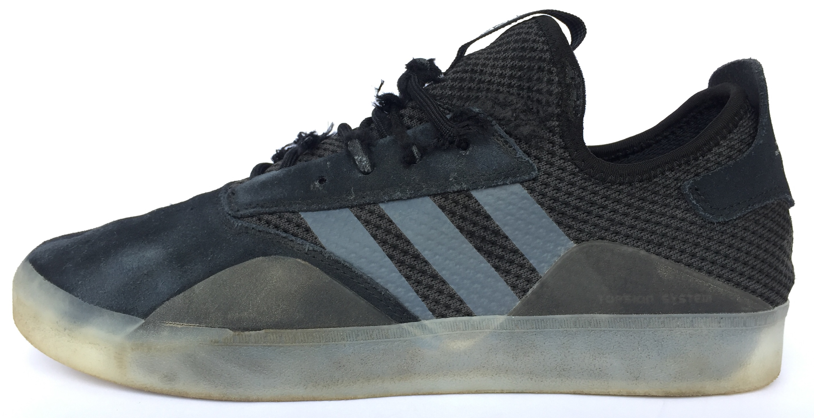 adidas 3ST001 Weartested detailed skate shoe reviews