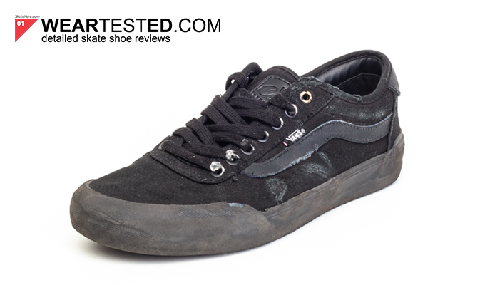 Vans Chima Pro 2 Weartested detailed skate shoe reviews