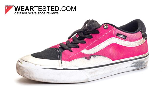 63d3e1dba253fa Vans TNT Advanced Prototype - Weartested - detailed skate shoe reviews