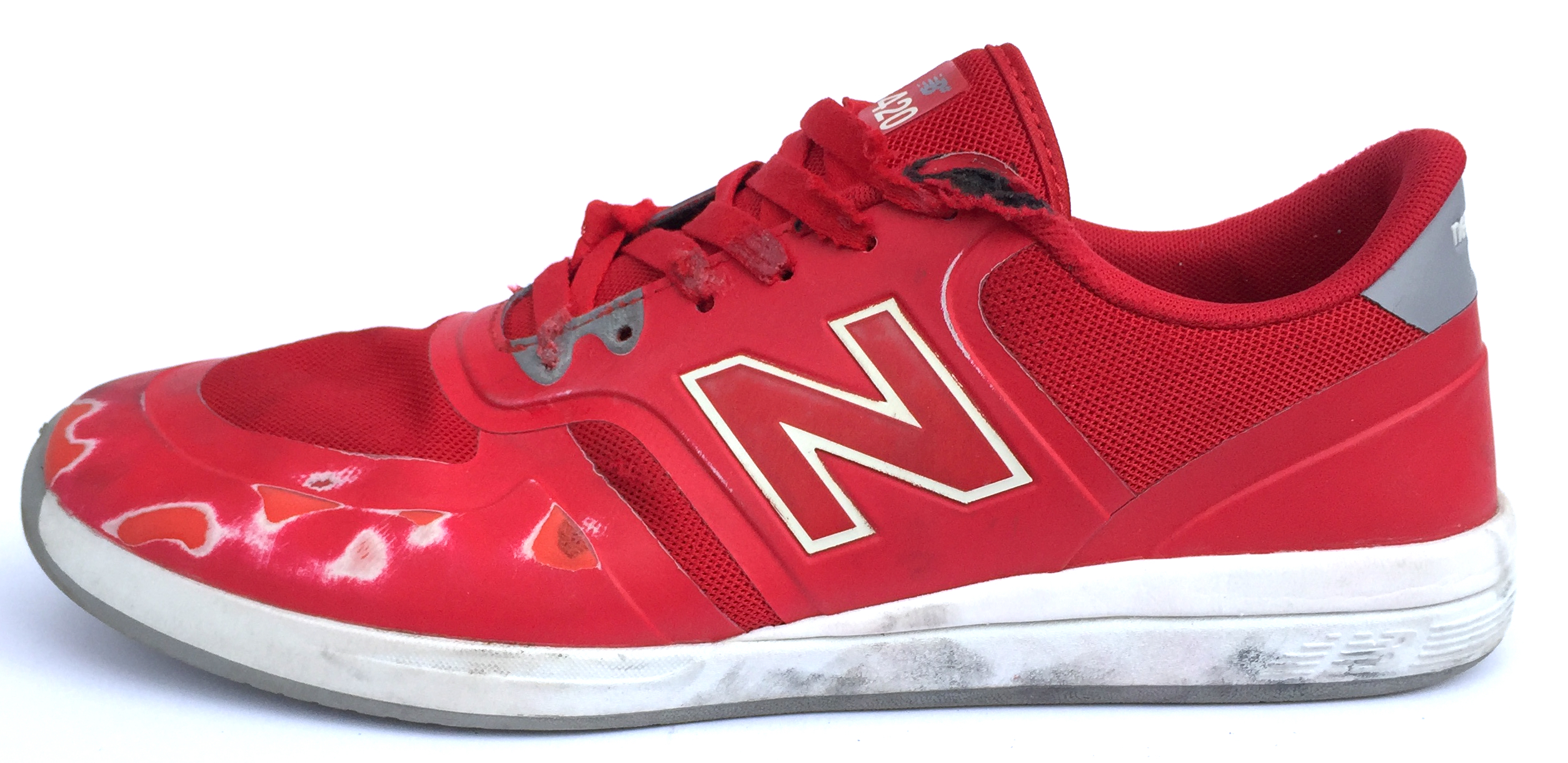 New Balance Numeric 420 - Weartested